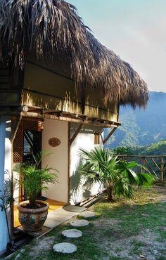 Eco-lodge in Minca
