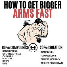 As summer is long gone the good old suns out guns out motto. Dip Workout, Gym Workout Chart, Gym Workout Tips, Workout Plans, Get Bigger Arms, How To Get Bigger, How To Grow Taller, Calisthenics Workout, Triceps Workout