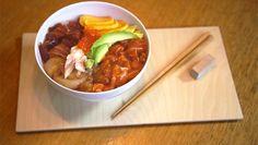 Sashimi-kom - recept | 24Kitchen