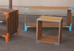 Very cool assemble yourself furniture from soapboxhome.com