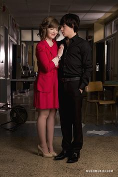 Aislinn Paul & Munro Chambers. I'm  obsessed with them. They just need to go get married, NOW.