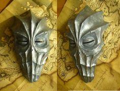 Zahkriisos - Dragon Priest Mask by Corroder666