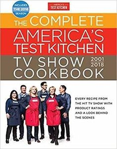 The Complete America S Test Kitchen Cookbook Pdf