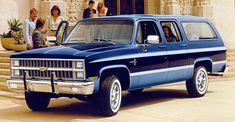 1981 Chevrolet Suburban