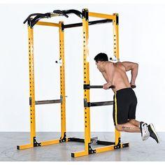 homemade Gym rack - Buscar con Google