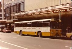Buses And Trains, Auckland New Zealand, The Neighbourhood, Police, Nostalgia, History, City, 1970s, Queen