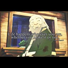 You can learn a lot from Uncle Iroh. You know, once you understand what he's saying.