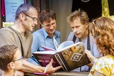 The Belgian Beer Book at the North Sea Beer Festival
