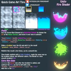 Official Post from Minions Art A stylized fire shader that can do some pretty cool effects when you play with noise distortion textures and the settings Shader Code Pastebin Link Unity Tutorials, Art Tutorials, 3d Drawing Tutorial, Drawing Tips, Drawing Ideas, Minion Art, Mode 3d, Creating Games, Game Effect