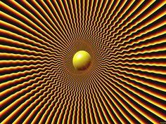 Mind Teasers Optical illusion