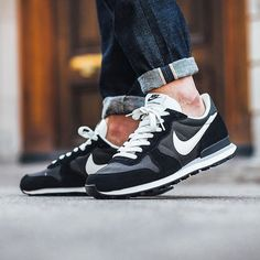 NEW IN! Nike Internationalist 'Deep Pewter/Sail-Black-Anthracite' available now in-store and online @titoloshop Zurich | Berne