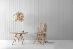 Darya Girina Interior Design: ECO style in interior design: furniture