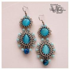 Just beautiful beadwork! Love it:)