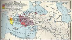 Pergamo a la vez que una ciudad de la antigua región de Misia, en Asia Menor, también dada nombre al Reino. Según la tradición griega, fue fundada por un hijo de Pirro o por unos griegos procedente...