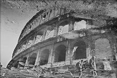 Colosseo reflection by Francesco Torquati Gritti - Photo 69445953 / 500px