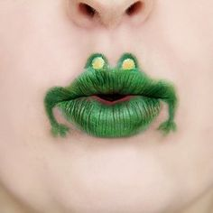 Go Wild With Animal Art On Lips