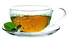 Sun's Tea (TM) 8oz Ultra Clear Glass Tea/Coffee Cup & Clear Glass Saucer (Set of 2)