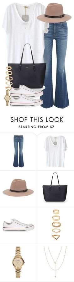 """""""Sin título #3943"""" by hellomissapple on Polyvore featuring moda, Tom Ford, American Vintage, Michael Stars, Converse, Forever 21, Burberry y Jennifer Zeuner"""