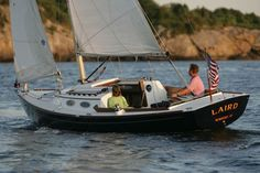 Alerion Express 28 - Alerion Yachts..Weekend for romantic couple