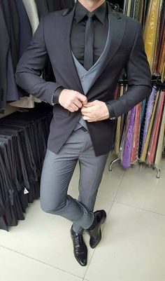 Breast, Suit Jacket, Suits, Jackets, Style, Fashion, Down Jackets, Swag, Moda