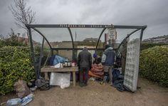 El número de polizones interceptados en el Canal de la Mancha aumenta un 300% desde octubre, según la Policía marítima