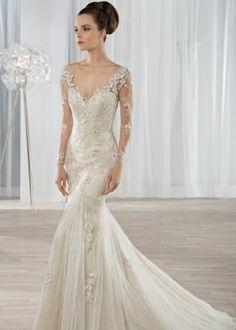 269 Mejores Imágenes De Vestidos De Novia Vestidos De