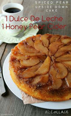 Spiced Pear Upside Down Cake! Make many more scent combinations... visit my website https://whitpennington.scentsy.us
