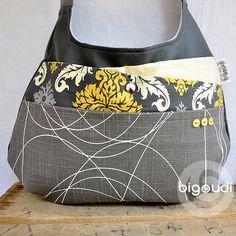 #sacs à main #bags #fait à la main #sac cuir #bandoulière ajustable #handbags