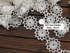 Aliexpress.com : Buy LT139 Free Shipping 7Y/Lot, 8CM Wide, Handmade DIY Embroidery Mesh Flower Lace Trim from Reliable lace trim bridal suppliers on DIY Lace Garden ( Min. Order US$15 ).