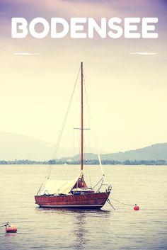 Am Ufer einer der beliebtesten Seen in ganz Europa mal ein Wochenende ausspannen muss nicht immer ein Vermögen kosten, Friedrichshafen am Bodensee bekommt ihr ein tolles Desing Hotel mit Frühstück schon für 40€ pro Nacht --> http://www.reiseuhu.de/?p=6184 #Bodensee #UrlaubamWasser