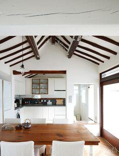 Contemporary Interior Design, Interior Design Living Room, Interior Decorating, Traditional House, Traditional Design, Sustainable Architecture, Interior Architecture, Space Interiors, Japanese House