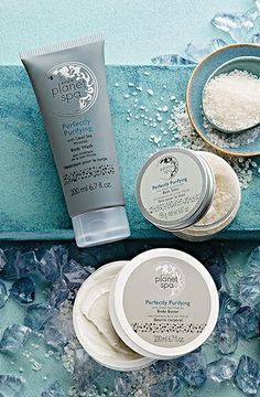 Perfectly Purifying with Dead Sea Minerals Transports the senses to the rejuvenating waters of the Dead Sea with an aromatic blend of crushed mint leaves, rosemary and white sea salt accord. Therapeutic properties for the ultimate relaxation and relief Dead Sea minerals exfoliate, replenish, rehydrate and recharge skin... Shop AVON TOP-RATED skin care |planet spa... www.youravon.com/cbrenda007