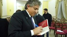 Lo scienziato Antonio Giordano