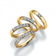 Beautiful gold ring with 19 diamonds - What's not to love? Smuk guldring med 19 diamanter - Hvad er der ikke at elske? www.fredberg.com