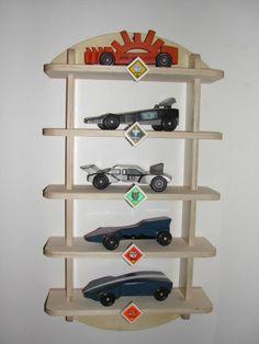 Pinewood Derby Shelf Display Kit Cub Scout Woodworking | eBay