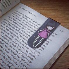 Cute bookmark style..