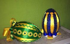 Jajka 12 cm Beaded Ornaments, Christmas Ornaments, Indian Wedding Decorations, Egg Art, Egg Shape, Egg Decorating, Easter Crafts, Quilling, Diy