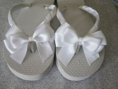 Satin Center Bow Flip Flops wedding shoes flip flops white ivory blue navy sapphire rhinestone satin bow flower embellished clear something blue bride accessory beach wedding nautical custom made pearl double flower chiffon red orange yellow green blue purple pink grey black maroon coral peach fuchsia lavender lilac rose brown mint emerald tiffany sky navy turquoise