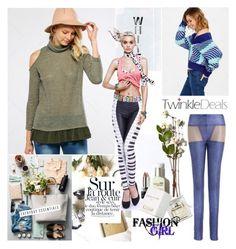 """Fashion November (TD-88)"" by irinavsl ❤ liked on Polyvore featuring Chloé"