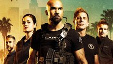S.W.A.T. Saison 1 streaming complet