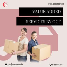 Ocean Care – renowned freight forwarders amongst international shipping and logistics companies for its cargo and logistic services. Freight Forwarder, Relocation Services, Ocean, Ads, Sea, The Ocean