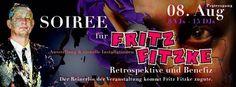 Soiree 4 Fritz Fitzke / PRATERSAUNA Vienna Vienna, Around The Worlds, Movies, Movie Posters, Design, Art, Art Background, Films, Film Poster