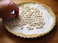 Cómo hacer pasta quebrada dulce o salada