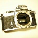 Nikon FE and FM SLR set #buyp2p