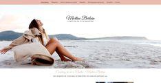 Découvrez le site que l'on a créé pour notre cliente Martine Berlain !