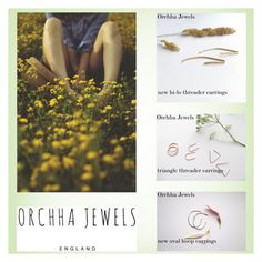 """""""Eye Spy Orchha Jewels"""" by maria-notte on Polyvore featuring moda"""