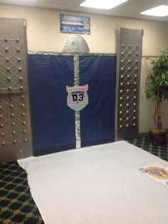 VBS2014: Agency D3, Ridgecrest NC