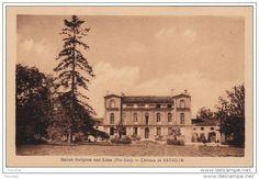 Frankreich - 31) SAINT SULPICE SUR LEZE (HAUTE GARONNE) CHATEAU DE BATAILLE - (2…