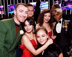 Sam Smith, Camila Cabello, Lorde and Janelle Monae Sam Smith, Lorde, Jenny Holzer, Havana, Rachel Platten, Julia Michaels, Guess Girl, Music Hits, Christina Perri