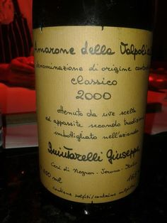 O.M.G. WHERE DO I SIGN !! My FAVORITE wine of ALL time ..
